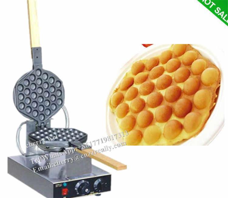 ホット販売 110 V/220 220v 電気ケーキ鉄卵ケーキ卵ワッフルベーカー