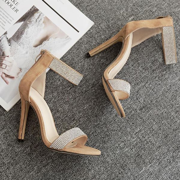HTB1BIdArVmWBuNjSspdq6zugXXaC Boussac Luxury Rhinestone Women Sandals Sexy Bling Crystal High Heel Women Sandals Elegant Party Shoes Women SWC0234