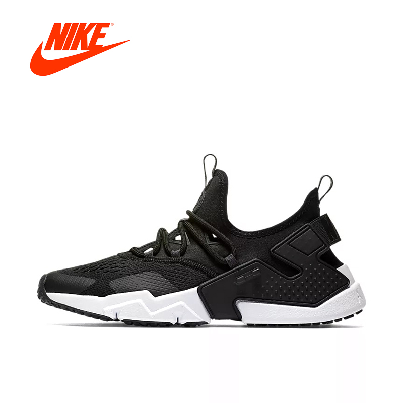 Original New Arrival Authentic NIKE Air Huarache Drift BR Mens Running Shoes Sneakers Breathable Sport Outdoor Good Quality