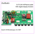 LGK-40 Plasma Circuit CUT-40 Plate Upper Plate Inverter Plate 12 Branch Inverter Board 220V