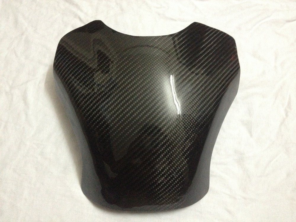 scooter parts/ Real Carbon Fiber 3D Tank Pad Protector Fits for YAMAHA YZF1000 R1 2009-2013 carbon /free shipping arashi yzf r1 carbon fiber tank cover gas protector for yamaha yzf r1 2004 2005 2006 motorcycle parts shield best arrival