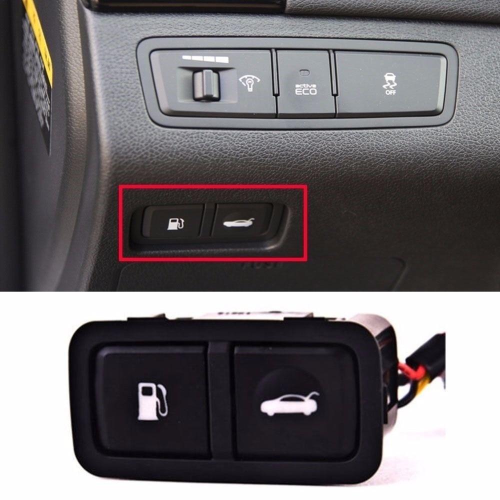 For Hyundai Sonata Yf Genuine Led Trunk Hatch Fuel Door Release Open Switch