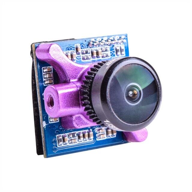RunCam Micro Sparrow 2 700TVL FPV camera Super WDR COMS Sensor integrated OSD 4:3 2.1mm Lens PAL FOV 150 degree For Drone Quad