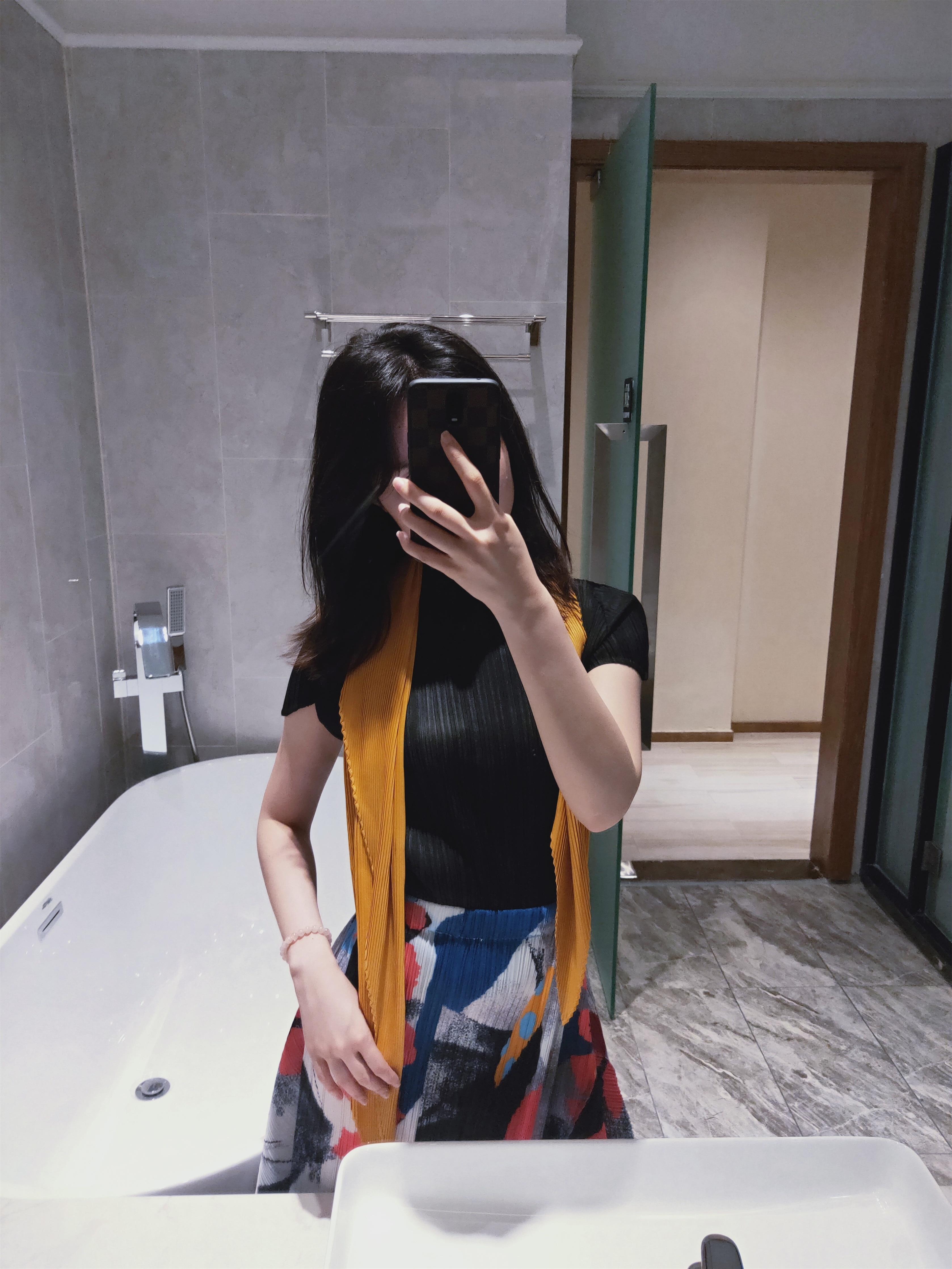 Раза граффити компьютер с принтом, большого размера, юбка средней длины для летом - 3