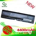 Golooloo bateria do portátil 4400 mah para hp compaq presario v3000 v6000 a900 c700 f500 f700 g7000 pavilion dv6000