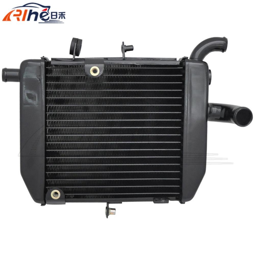 high quality motorcycle radiator cooler aluminum motorbike radiator For Honda VFR400 NC30 89-92 RVF400 NC35 94-96 1994 1995 1996