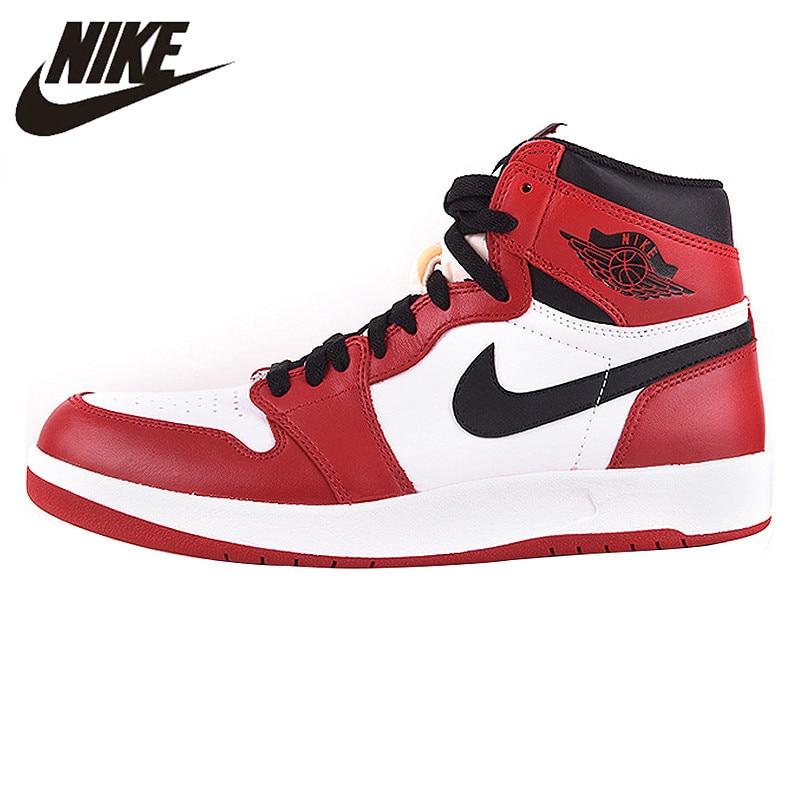 Rot Farbe 768861 Outdoor Schock-absorbieren Bequemen Schuhe Hingebungsvoll Nike Air Jordan 1,5 Hohe Die Rückkehr Aj 1,5 Männer Basketball Schuhe