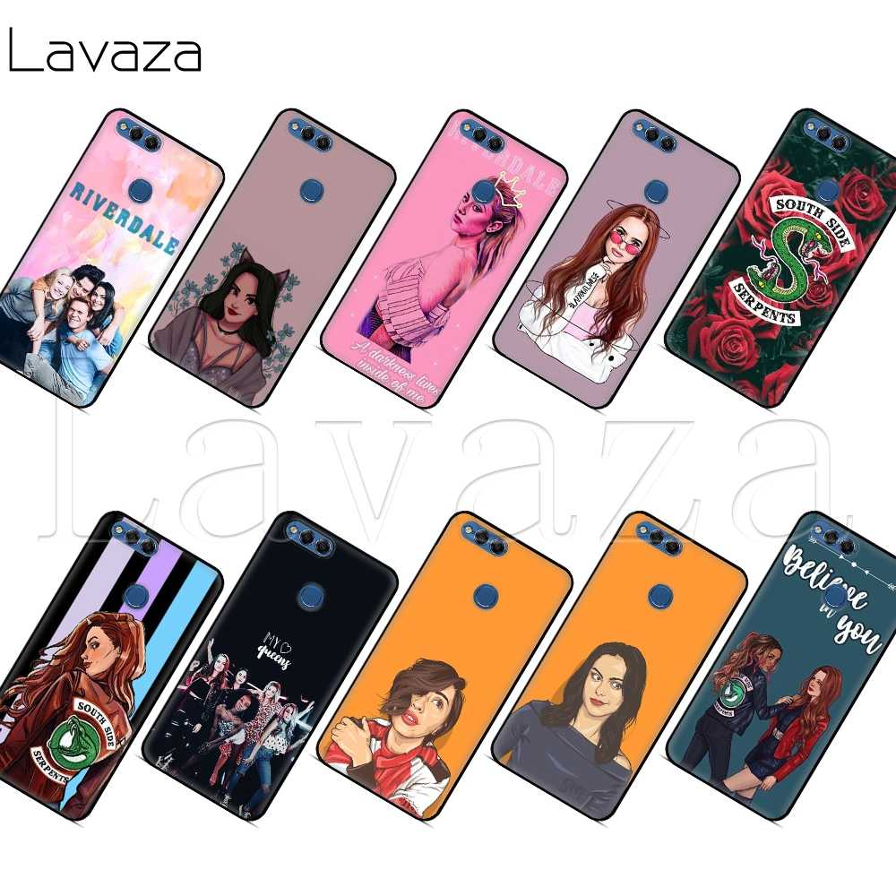Lavaza American TV Riverdale Case for Huawei P8 P9 P10 P20 P30 Y6 Y7 Y9 Lite Pro P Smart Nova 2i 3i Mini 2017 2018