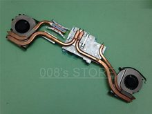 New Laptop CPU Cooler Fan Heatsink For MSI GE72 GL72 PE60 PE70 GL62 GL72 PAAD06015SL 0.55A 5VDC N302 + N303 Radiator Copper(China)