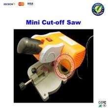 Mini cut-off saw,Mini cut off saw/Mini Mitre Saw/Mini cnc router, 7800rpm cut ferrous metals non-ferrous metals wood plastic(China (Mainland))