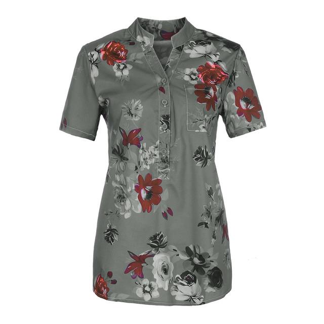 Plus Size Boho Tunic