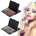 POPFEEL Brand Makeup Eye Shadow Cream Nude Pearl Professional Makeup Eye Shadow Palette 40 Colors