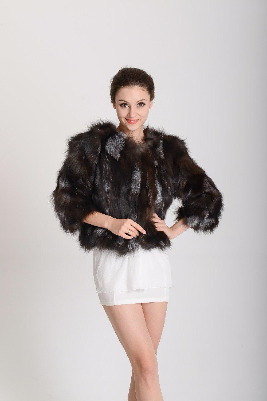 Veste Fourrure D'hiver De Nouvelle Arrivée Renard Des En Véritable Manteau Gratuite Réel Naturelle Femmes Marque Tbhp316 Mode Livraison 4q707wWXxg