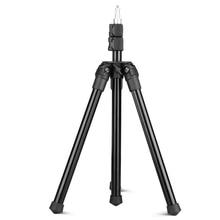 Q233 3kg load Led light tripod stand live stand digital video dslr camera tripod mini table tripod