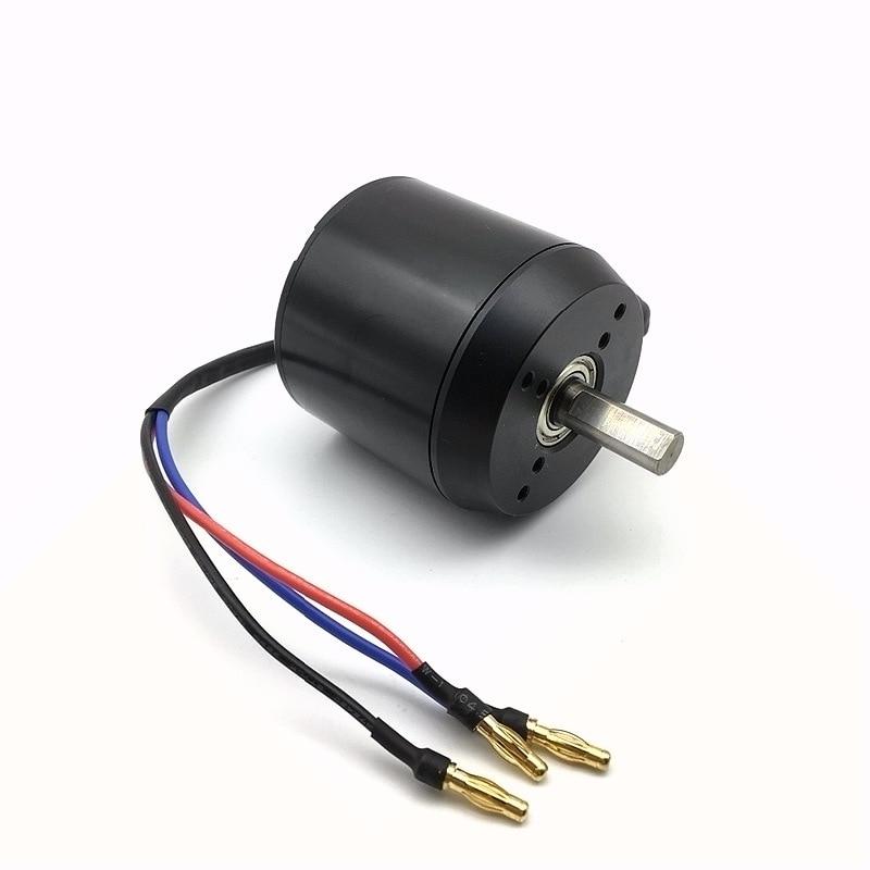 FATJAY 6374 BLDC outrunner bürstenlosen motor 170KV sensored sensorlose 22 36V für elektrische balancing roller e skateboard-in Teile & Zubehör aus Spielzeug und Hobbys bei  Gruppe 1