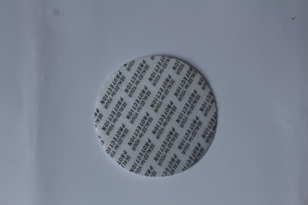 2000pcs 65mm Pressure sensitive liners Inserts Self-adhesive philips bhd 001