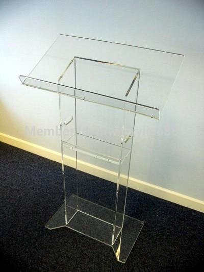 Pulpit FurnitureFree Shipping Beautiful HoYodeMonterrey Price Reasonable Acrylic Podium Pulpit Lecternacrylic Pulpit Plexiglass