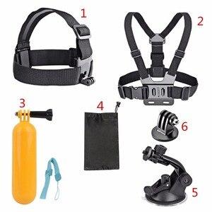 6 In 1 Sports Camera Accessori