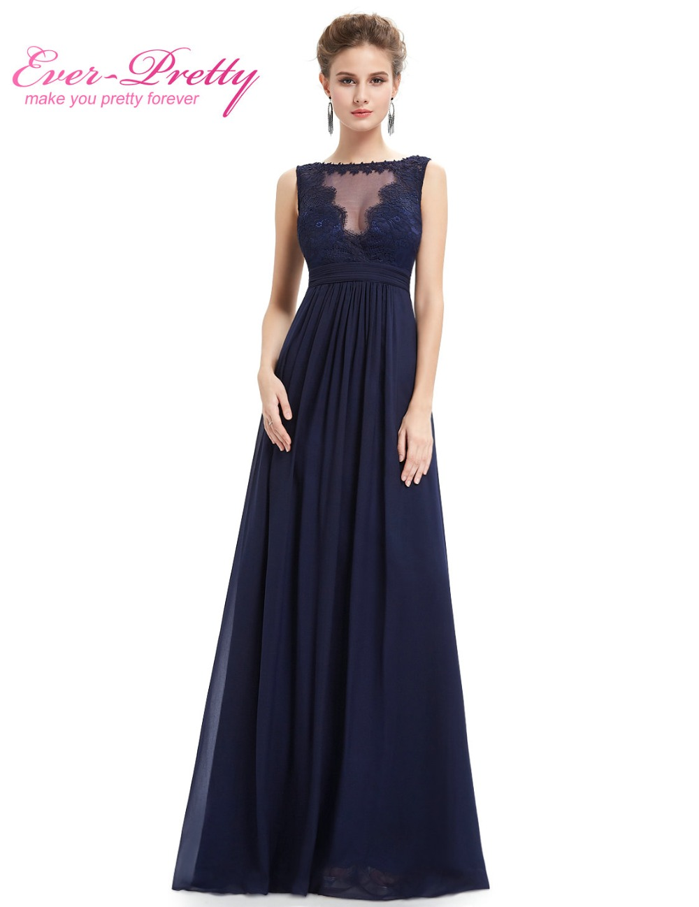 Online Shop New Arrival Formal Dresses Ever Pretty HE08715NB ...