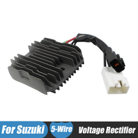 Motorcycle Regulator Voltage Rectifier for Suzuki AN650 Burgman 650 Skywave 650 VLR1800 Intruder C1800R Boulevard C109R VL1500