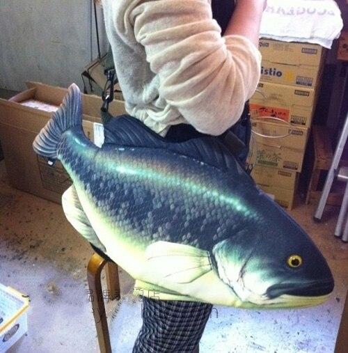 Удивительно Стильный Новинка Лолита Животных Форме Рыбы Сумки = Лосося Ангелы Дельфин Бабочка убийца китовая Акула сумка