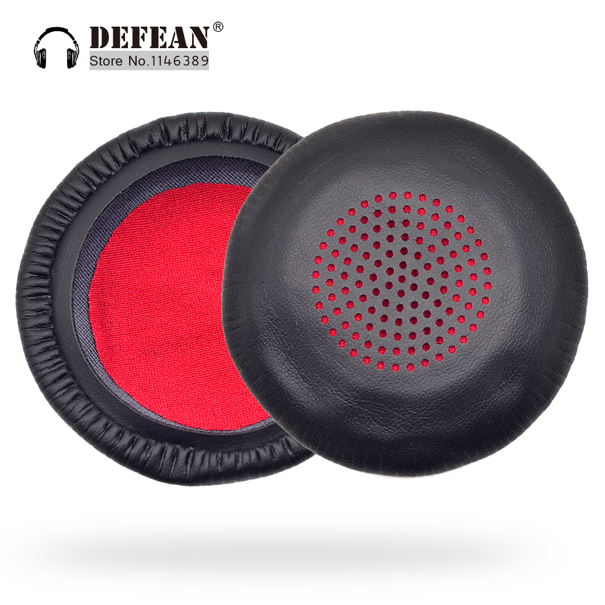 Cushion Ear Pads Covers For Plantronics Voyager Focus Uc B825 Binaural Headset Earphone Accessories Aliexpress