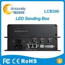Novastar msd300 controlador incluindo trabalhar com receptor receber cartão mrv330 cartão msd300 novastar enviar caixa