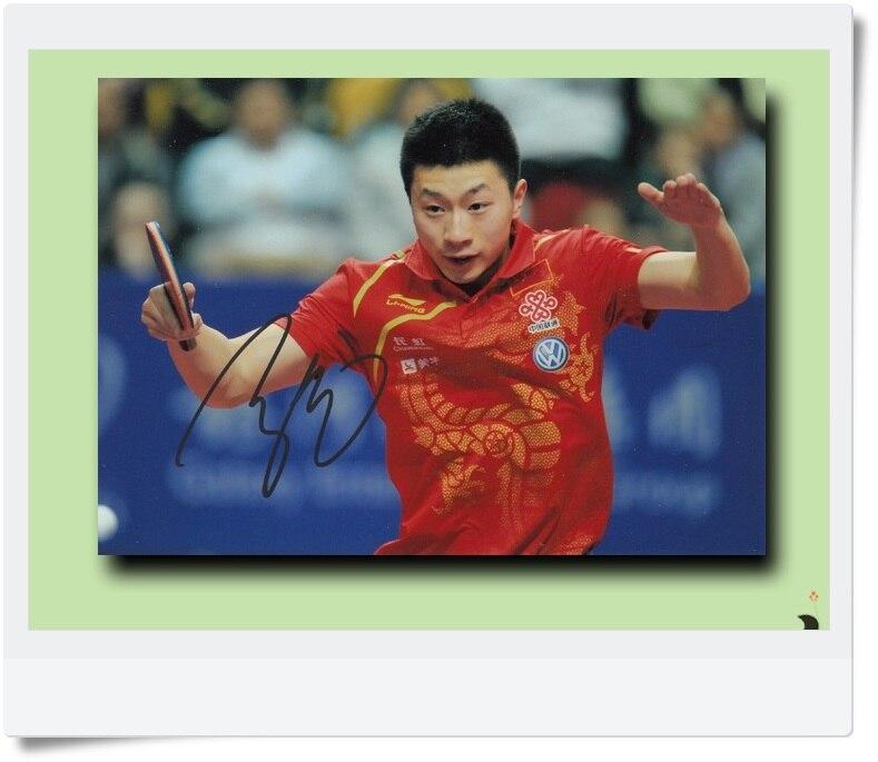 signed Ma Long Chinese Beast autographed  original photo 7 inches freeshipping  062017 tony leung autographed original signed photo picture 6 inches new chinese freeshipping 03 2017
