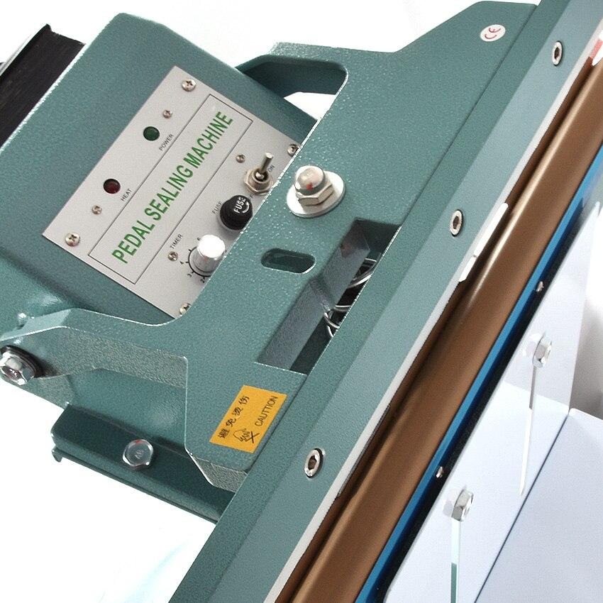máquina da selagem do calor, aferidor plástico