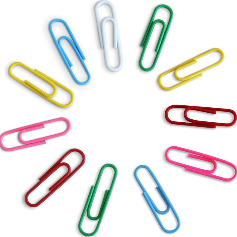Deli разноцветные Зажимы для бумаги, канцелярские товары для студентов, большие металлические 160 шт. в наборе, металлические зажимы для офиса, Обучающие зажимы для студентов