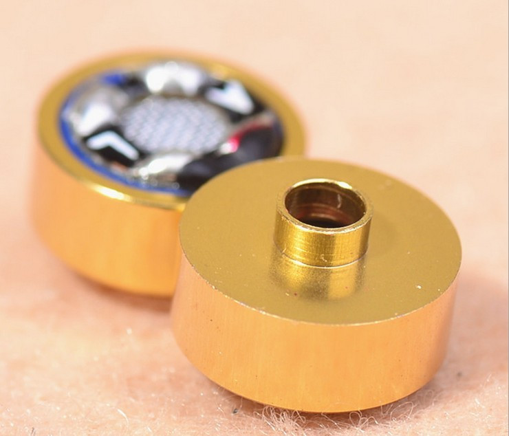 10 MM luidsprekereenheid 10 mm driver Baseenheid HIFI fevel 1 paar = 2 stuks