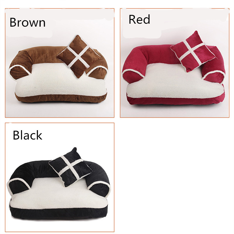 Warm-Removable-Dog-Bed-House-For-Large-Dog-Soft-Cotton-Dog-Cushion-Mat-Big-Size-Pet