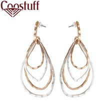 New Arrival Fashion Women Earrings Vintage Jewelry Wholesale Dangle pendientes brincos Hotsale earrings for 2018