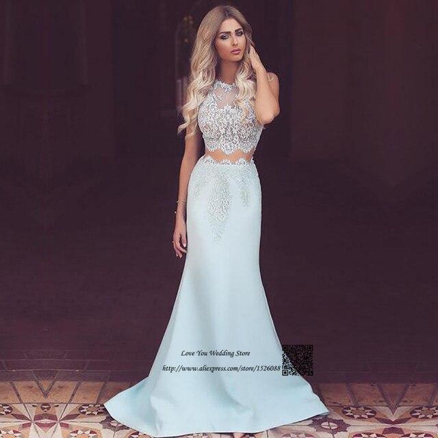 Kleid lang zweiteiler