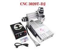Mini Desktop cnc Engraving Machine CNC 3020T-DJ Upgrade From 3020T 3020 Engraver Milling Drilling Machine