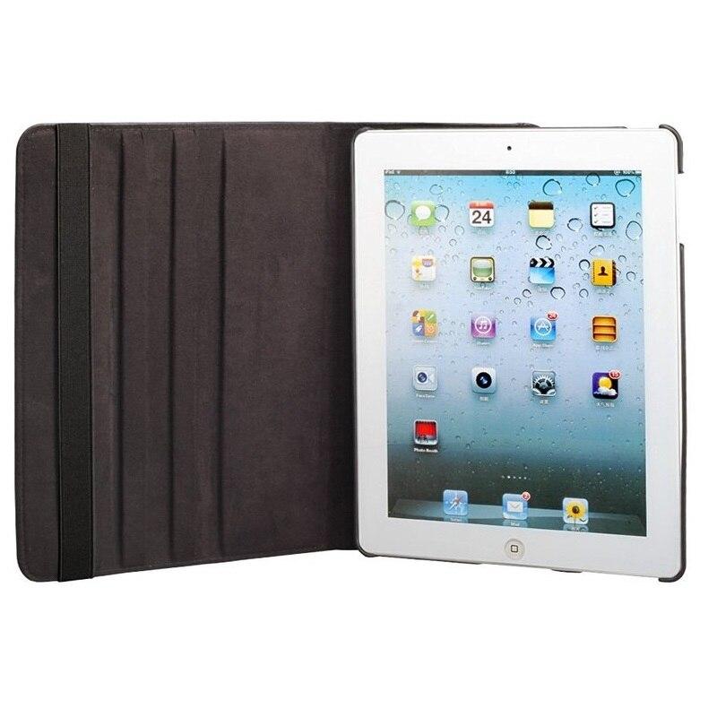 New for iPad mini 1 mini 2 mini 3 Case 360 Rotation Flip Stand A1432 A1454 Protective Cover for iPad mini 1 2 3 Smart Cover (4)