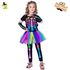 QLQ Girls Costumes Children Human Fancy Outfits Party  sc 1 st  Google Sites & best skeleton children costume brands