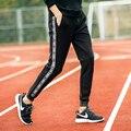 2016 Новая Мода Марка Мужские Бегуны Шаровары Повседневные Мужчины Мальчики Jogger Брюки Мужчины Штаны Брюки Плюс брюки