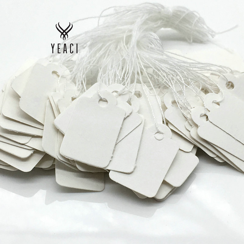 1000pcs Star Kraft Paper Label Wedding Christmas Halloween Party Favor Price Gift Card Luggage Tags