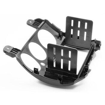 2 din frame trim kit for mazda 2/demio 2007-2014 대시 패널 스테레오 근막 재고 최신 유용한 내구성 새 판매