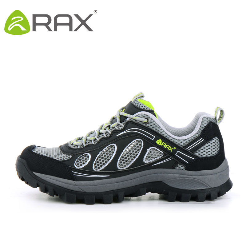 ФОТО 2016 Sapatilhas New Outdoor Shoes Spring And Summer Men's Hiking Authentic Sneakers Slip Cushioning Shock-absorbing Insoles