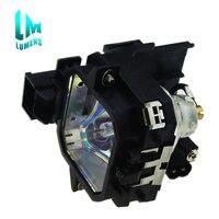 Оригинальный Для ELPLP27 V13H010L27 лампы с корпусом для Epson EMP 54C EMP 74 PowerLite 54c/74c V11H136020 V11H137020 долгий срок службы