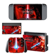 Nintendo Switch Vinyl Skins Sticker For Nintendo Switch Console and Controller Skin Set – For Star Wars