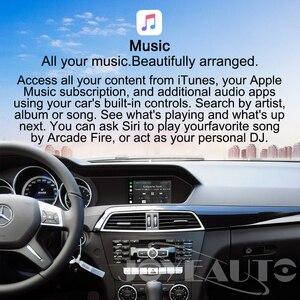 Image 5 - Joyeauto WIFI אלחוטי Apple Carplay אנדרואיד אוטומטי מראה לABCESM G GL ML Class עבור מרצדס NTG4.5 4.7 רכב לשחק Airplay iOS 13