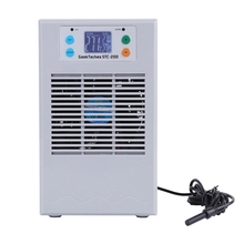 100-240V STC-200 Water Heater & Chiller Machine Thermostat For Fish Tank Aquarium(EU plug 35L 100W)