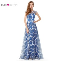 Cocktail Dresses 2017 Fast Shipping EP05611 Light Blue Strapless Flower Chiffon Party Dress