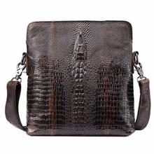 2016 кожа Crossbody Сумки мужской сумка сумка коровьей досуг мужчины сумки посыльного