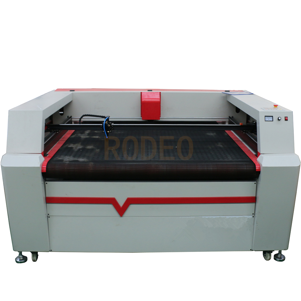 1610 1812 1325 garment textile auto feeding laser cutting machine