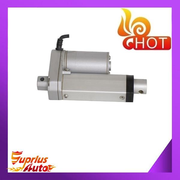 цена на Hot sale actuator linear, 12V 3inch/ 75mm stroke 1000N/ 225lbs load capacity electric linear actuator