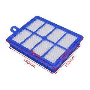Image 4 - 10 unids/lote H12 filtro HEPA para PHILIP por EFH12W AEF12W FC8031 EL012W hepa h13 Filtro de piezas de recambio de aspiradora